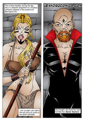 xxx comics