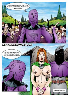 Purple Clan and Megachick