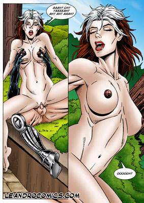 x man rogue sexy and naked
